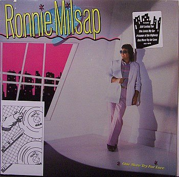 Milsap, Ronnie - One More Try For Love - Sealed Vinyl LP Record - Country