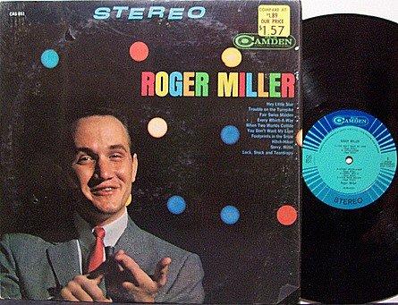 Miller, Roger - Self Titled (RCA Camden) - Vinyl LP Record - Country