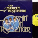 Mercey Brothers, The - Comin' On Stronger - Vinyl LP Record - Country