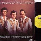 Mercey Brothers, The - Command Performance - Vinyl LP Record - Country