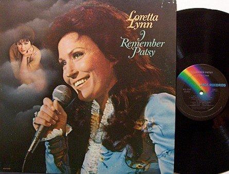 Lynn, Loretta - I Remember Patsy (Cline) - Vinyl LP Record - Country