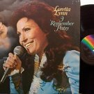 Lynn, Loretta - I Remember Patsy (Cline) - Vinyl LP Record - Country