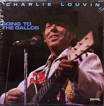 Louvin, Charlie - Going To The Gallos - Sealed Vinyl LP Record - Country
