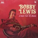 Lewis, Bobby - A Soul Full Of Music - Sealed Vinyl LP Record - Country
