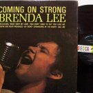 Lee, Brenda - Coming On Strong - Vinyl LP Record - Country