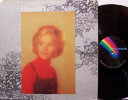 Lee, Brenda - Now - Vinyl LP Record - Country