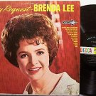 Lee, Brenda - By Request - Vinyl LP Record - Country