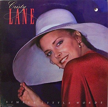 Lane, Christy - Simple Little Words - Sealed Vinyl LP Record - Country