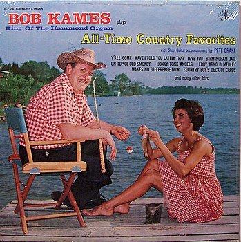 Kames, Bob - Plays All Time Country Favorites - Pete Drake - Sealed Vinyl LP Record