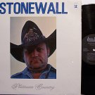 Jackson, Stonewall - Platinum Country - Vinyl LP Record