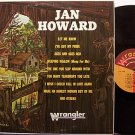 Howard, Jan - Self Titled (Wrangler Label) - Vinyl LP Record - Country
