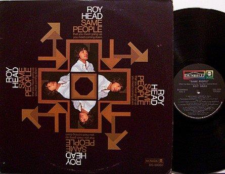 Head, Roy - Same People - Vinyl LP Record - Country