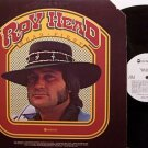 Head, Roy - Head First - Vinyl LP Record - White Label Promo - Country