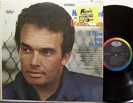 Haggard, Merle - Branded Man - Vinyl LP Record - Country
