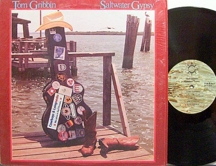 Gribbin, Tom - Saltwater Gypsy - Vinyl LP Record - Country