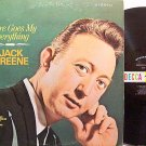 Greene, Jack - There Goes My Everything - Vinyl LP Record - Country