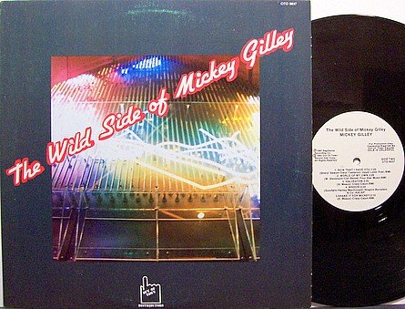 Gilley, Mickey - The Wild Side Of Mickey Gilley - Vinyl LP Record - Country