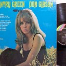 Gibson, Don - Country Green - Vinyl LP Record