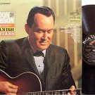 Gibson, Don - With Spanish Guitars - Vinyl LP Record - Country
