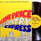 Gene Price Country Express, The - US Army Radio Show - Vinyl 2 LP Record Set