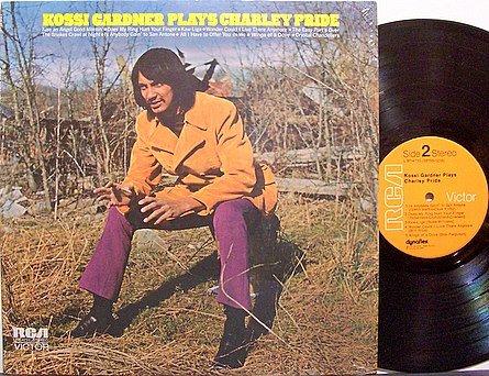 Gardner, Kossi - Plays Charley Pride - Vinyl LP Record - Country