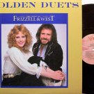 Frizzell, David & Shelly West - Golden Duets The Best of - Vinyl LP Record - Country