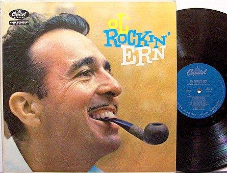 Ford, Tennessee Ernie - Ol' Rockin' Ern - Vinyl LP Record - Country