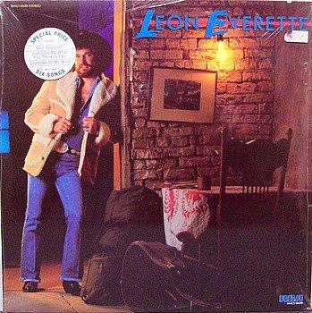 Everette, Leon - Self Titled - Sealed Vinyl Mini LP Record - Country