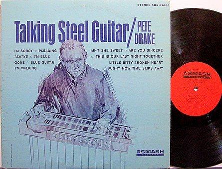 Drake, Pete - Talking Steel Guitar - Vinyl LP Record - Country