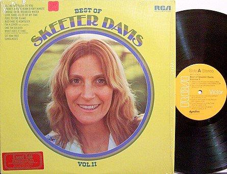 Davis, Skeeter - Best Of Vol. II - Vinyl LP Record - Country