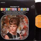 Davis, Skeeter - The Best Of - Vinyl LP Record - Country