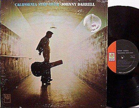 Darrell, Johnny - California Stop Over - Vinyl LP Record - Country