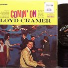 Cramer, Floyd - Comin' On - Vinyl LP Record - Country