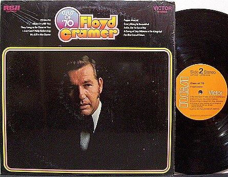 Cramer, Floyd - Class Of '70 - Vinyl LP Record - Country