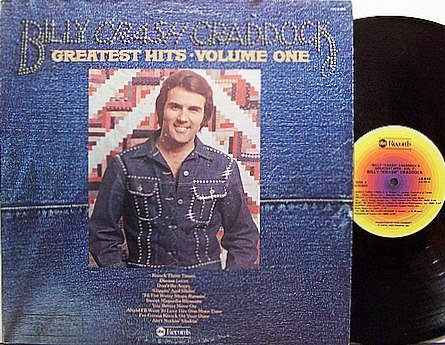 Craddock, Billy Crash - Greatest Hits Volume One - Vinyl LP Record - Country