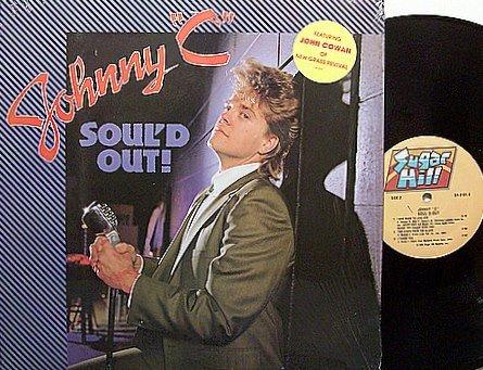 """Cowan, John / Johnny """"C"""" - Soul'd Out - Vinyl LP Record - New Grass Revival - Bluegrass"""