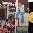 Burnette, Dorsey - Things I Treasure - Vinyl LP Record - Country