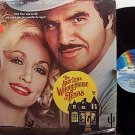Best Little Whorehouse In Texas, The - Vinyl LP Record - Dolly Parton - Soundtrack OST Country