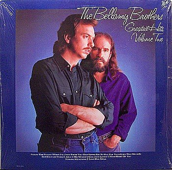 Bellamy Brothers, The - Greatest Hits Volume Two - Sealed Vinyl LP Record - Country