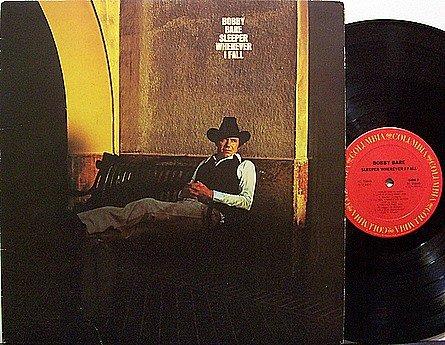 Bare, Bobby - Sleeper Wherever I Fall - Vinyl LP Record - Promo - Country