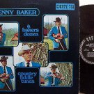 Baker, Kenny - A Bakers Dozen - Vinyl LP Record - Country Bluegrass