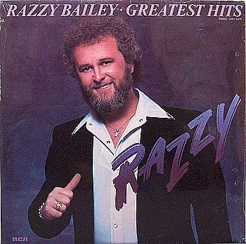 Bailey, Razzy - Greatest Hits - Sealed Vinyl LP Record - Country