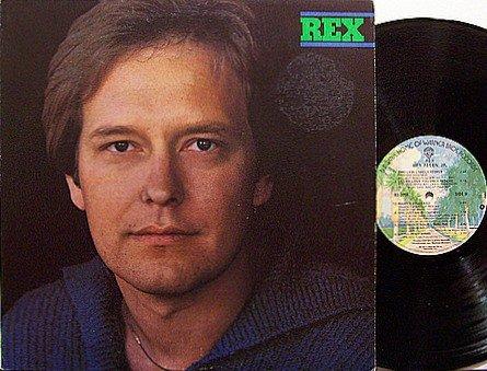 Allen, Rex Jr. - Rex - Vinyl LP Record - Country