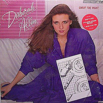 Allen, Deborah - Cheat The Night - Sealed Vinyl Mini LP Record - Country