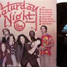 Saturday Night Live - Vinyl LP Record - John Belushi / Gilda Radner etc - 1976 - TV Comedy