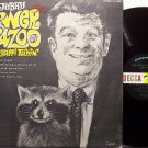 Clower, Jerry - From Yazoo City Mississippi Talkin - Vinyl LP Record - Comedy