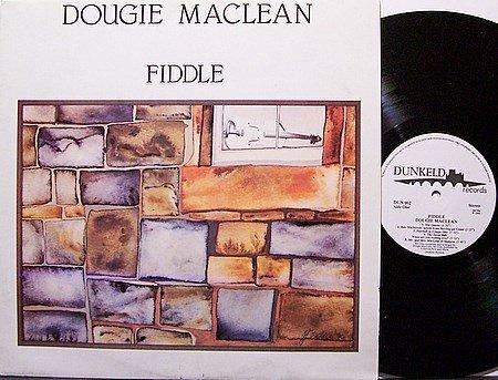 Maclean, Dougie - Fiddle - Vinyl LP Record - World Music Scotland Irish
