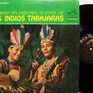 Los Indios Tabajaras - The Many Splendored Guitars - Vinyl LP Record - World Music Brazil