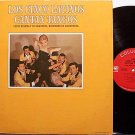 Milena, Lucio - Los Cinco Latinos Cantan Tangos - Vinyl LP Record - Promo - World Music Latin
