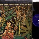 Khan, Ali Akbar - Traditional Music Of India - Vinyl LP Record - World Music